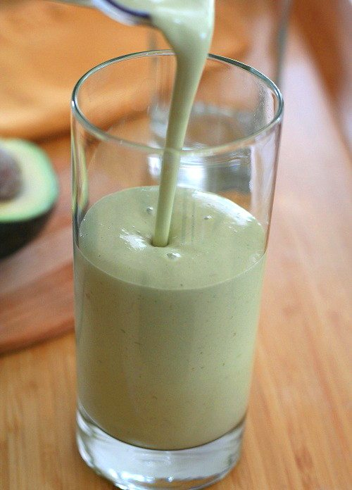 Low carb avocado green tea smoothie recipe all day i dream about food low carb avocado green tea smoothie malvernweather Images