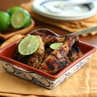 Chipotle Lime Grilled Chicken – Low Carb and Gluten-Free