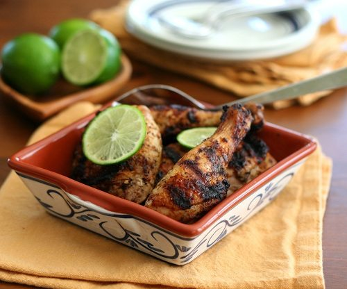Low Carb Chipotle Lime Grilled Chicken