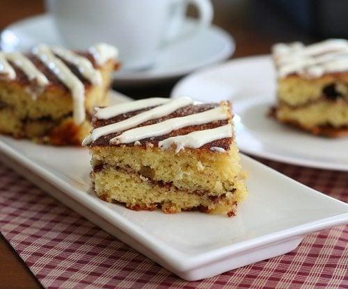 Apple Zucchini Coffee Cake Recipe