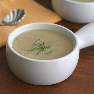 Cream of Endive Soup Low Carb