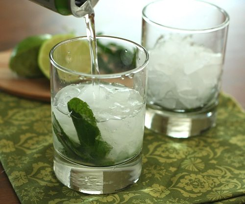 Sugar Free Mojitos #lowcarb