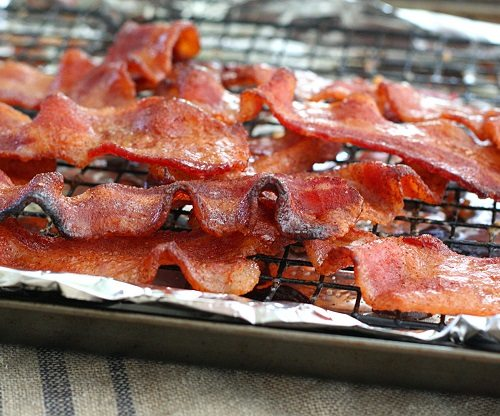 Low Carb Spicy Candied Bacon