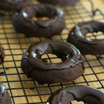 Low Carb Chocolate Brownie Donuts @dreamaboutfood