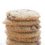 The BEST low carb chocolate chip cookie recipe!