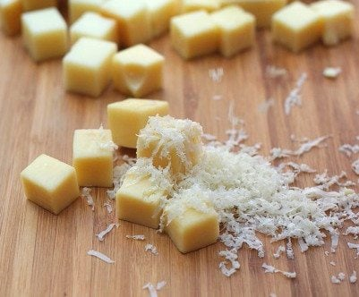 Shredded Jarlsberg Cheese