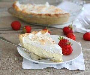 Low Carb Gluten-Free Coconut Cream Pie