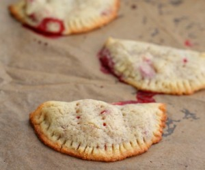 Low Carb Strawberry Hand Pies