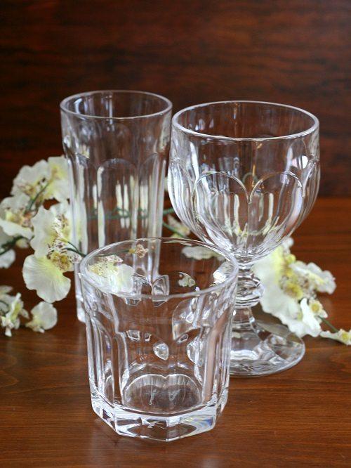 Bernadotte everyday crystal drinkware