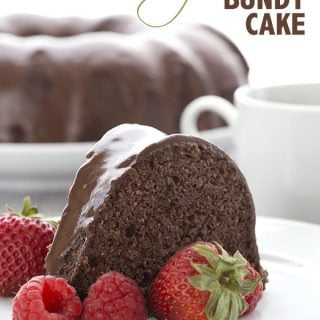 Best Low Carb Chocolate Zucchini Cake – VIDEO