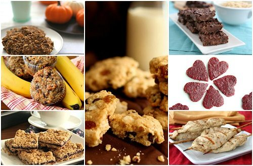 Nut-Free Gluten-Free Back To School Snacks
