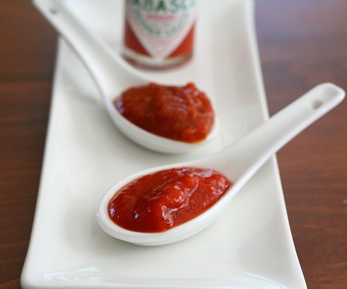 Low Carb Ketchup and Paleo Ketchup