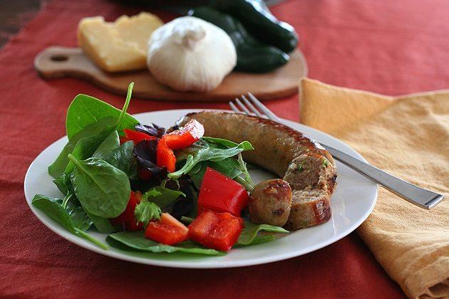 Low Carb Cheddar Jalapeno Sausage Recipe