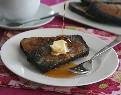 Low Carb Chocolate French Toast