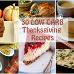 30 Great Low Carb Recipes for Thanksgiving