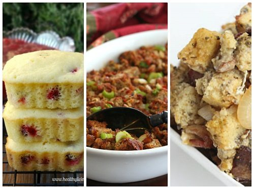 low carb bread and stuffing recipes