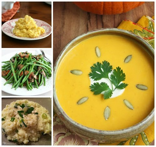 Low Carb Thanksgiving Side Dishes