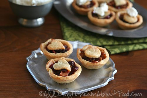Low Carb Mincemeat Tarts and Almond Flour Pastry Crust
