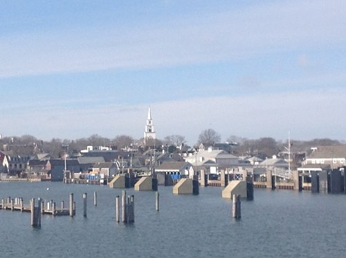 Nantucket in Winter