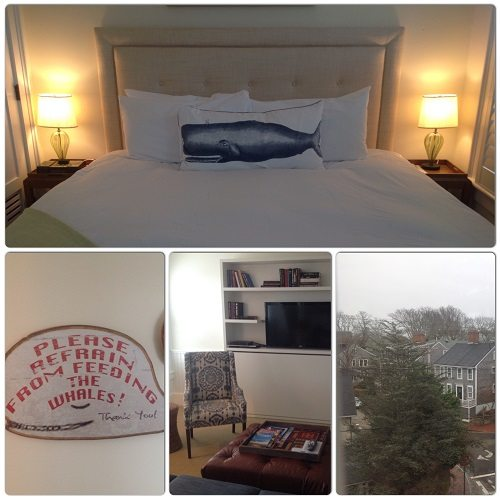 Nantucket Hotel Collage