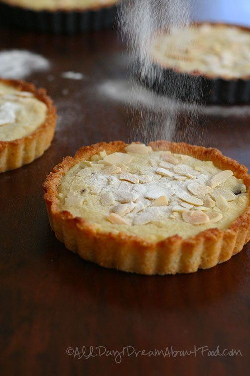 Low Carb Gluten-Free Bakewell Tarts