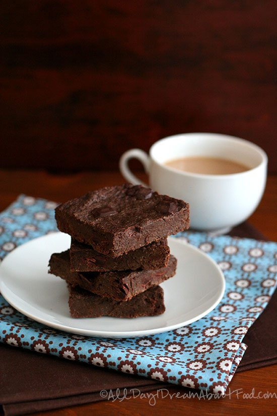 ow Carb Gluten Free Chia Seed Brownies