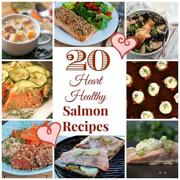 20 Heart Healthy Salmon Recipes