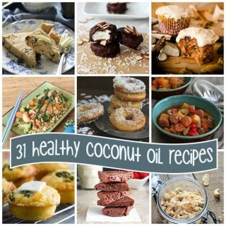 31 Low Carb Paleo Coconut Oil Recipes