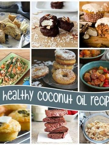 31 Low Carb Paleo Coconut Oil Recipes