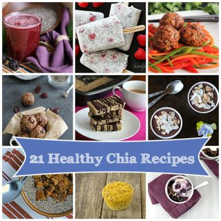21 Healthy Low Carb Paleo Chia Seed Recipes