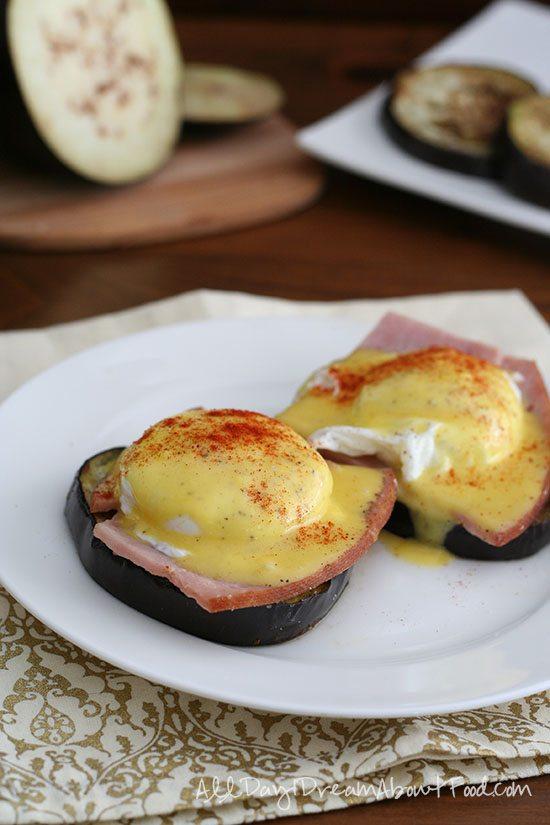 Low Carb Eggs Benedict Recipe