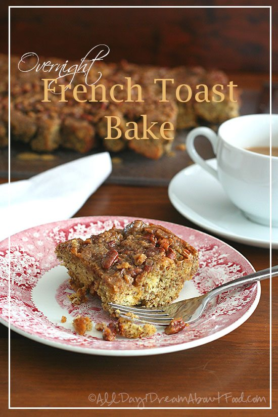 Low Carb Gluten-Free French Toast Bake