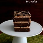 Low Carb Sugar Free Irish Cream Brownies