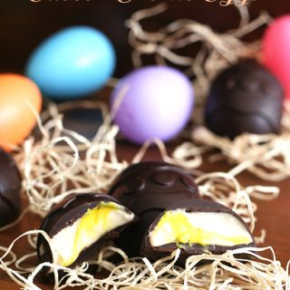 Low Carb Sugar-Free Easter Creme Eggs