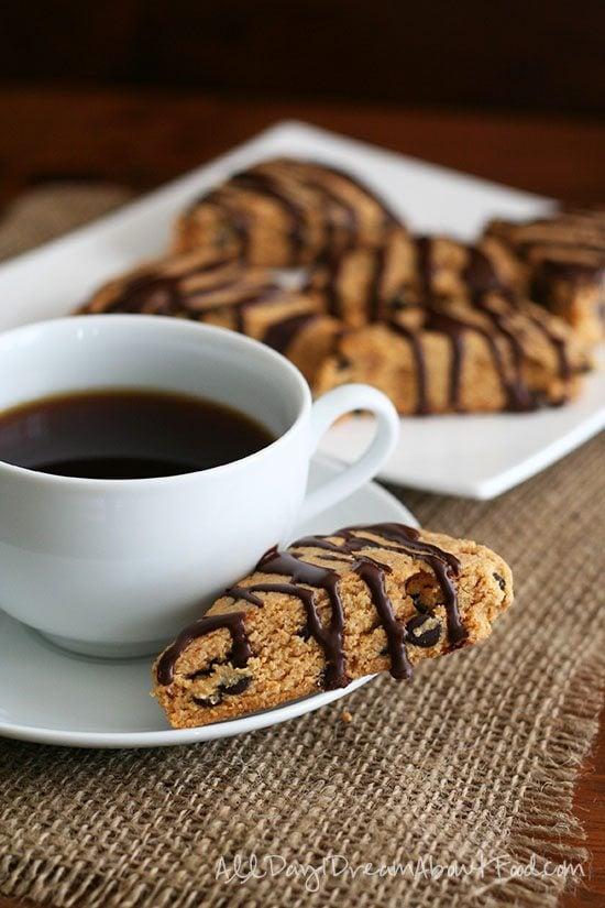 Low Carb Chocolate Peanut Butter Scone Recipe