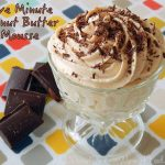 titled image - Low Carb Peanut Butter Mousse