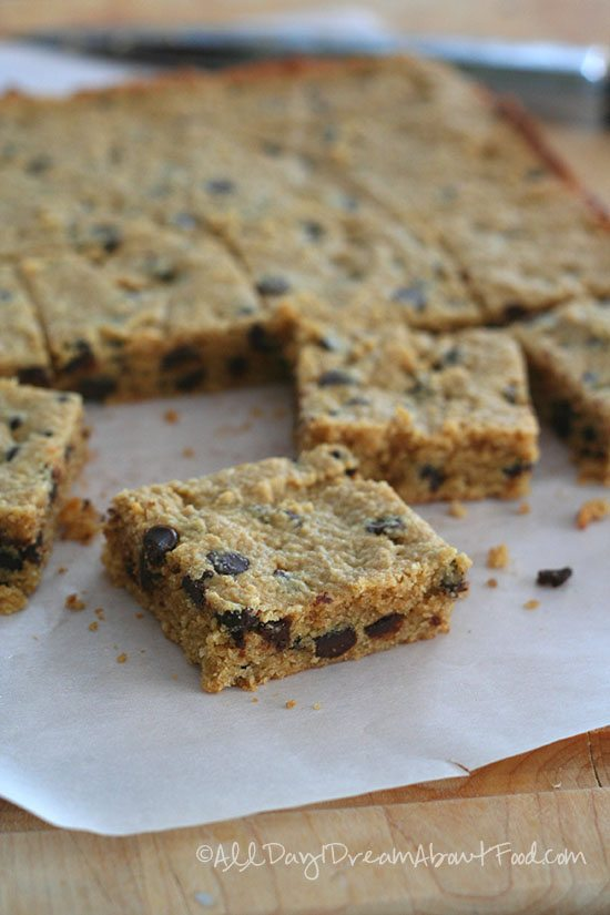 Low Carb Peanut Butter Bar Recipe