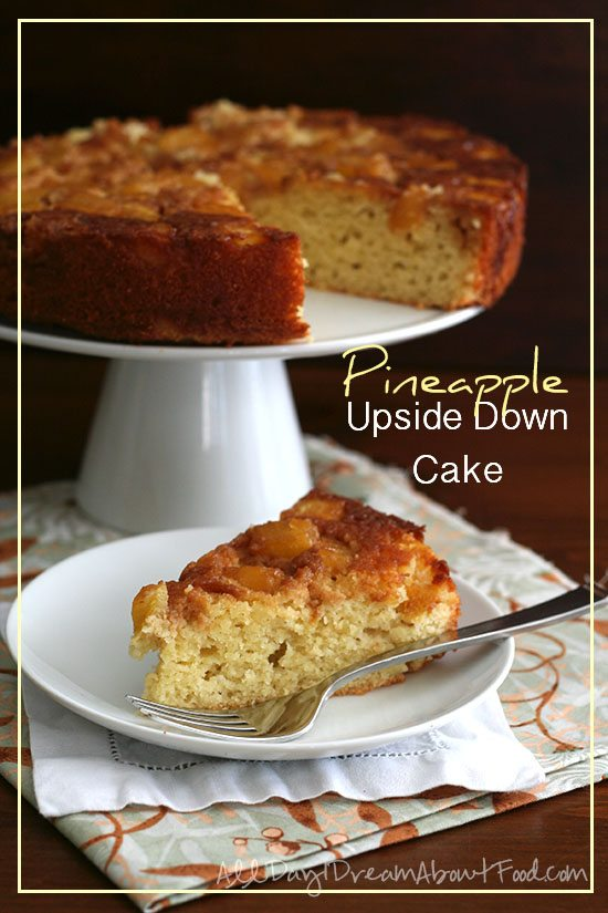 Low Carb Pineapple Upside Down Cake Recipe