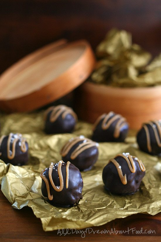 Low Carb Salted Caramel Cake Pops Recipe All Day I Dream About Food