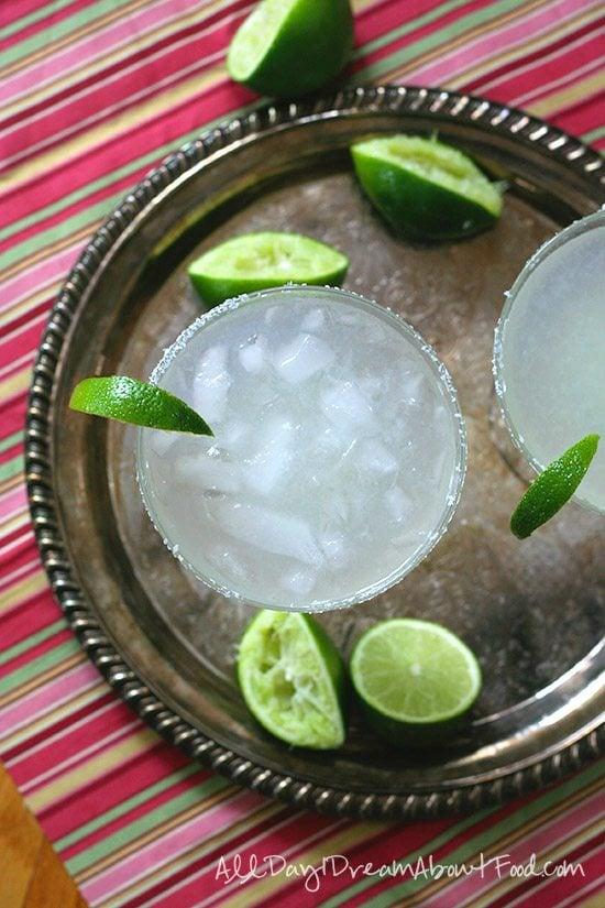 Sugar Free Margarita Recipe