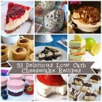 Best Low Carb Cheesecake Recipes