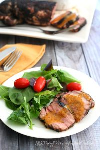 Low Carb Pork Tenderloin Recipe
