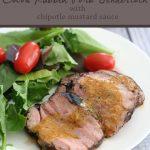 Low Carb Cocoa Rubbed Pork Tenderloin Recipe