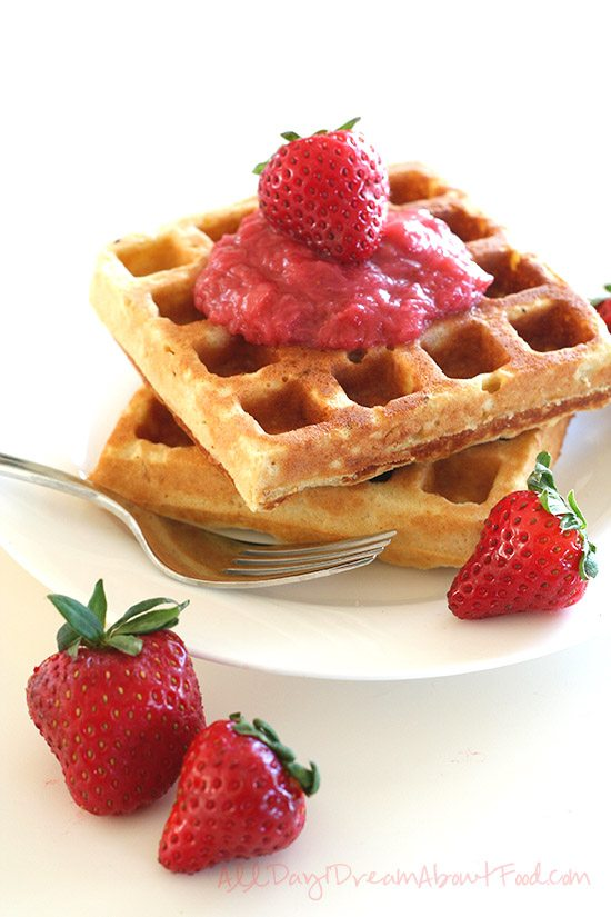 Low Carb Grain Free Waffles