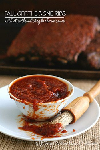 Chipotle Whiskey Barbecue Sauce copy