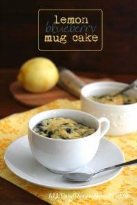 Bobs Red Mill Mug Cake
