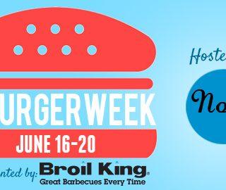 Reuben Burgers for #BurgerWeek