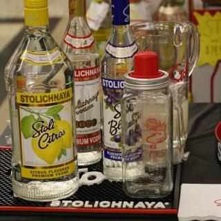 Vodka Lemonade Cocktails with Stolichnaya®