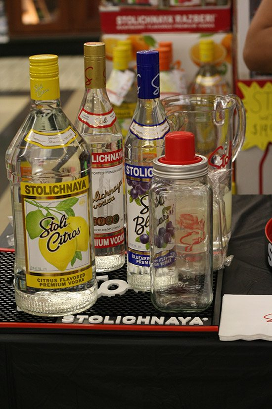 Flavors of Stoli