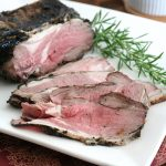 Low Carb Grilled Leg of Lamb Recipe